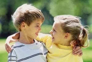 Дружба детей