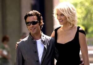 Джим Керри с девушкой