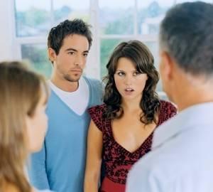 Почему девушка не желает знакомиться с родителями парня