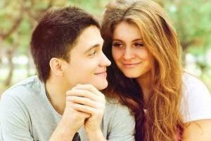 Девушка влюбилась в парня