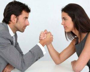 Кто сильнее девушка или парень